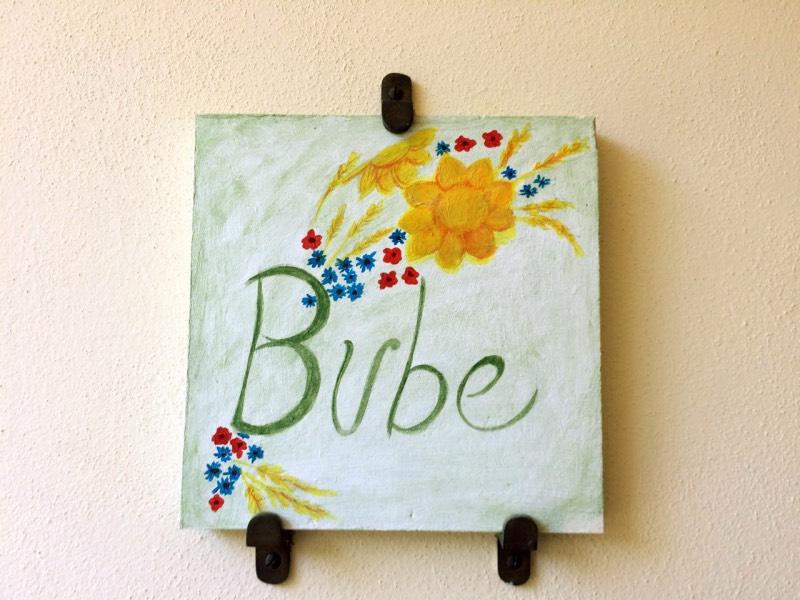 Appartamento Bube
