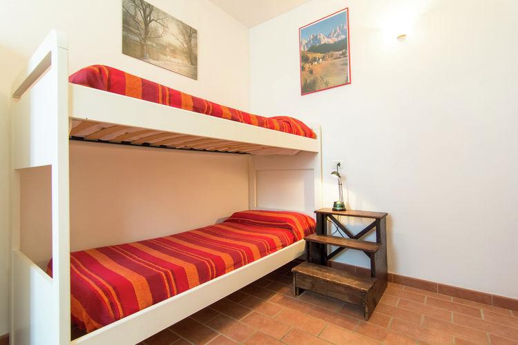 Camera con due letti singoli, appartamento Lilly